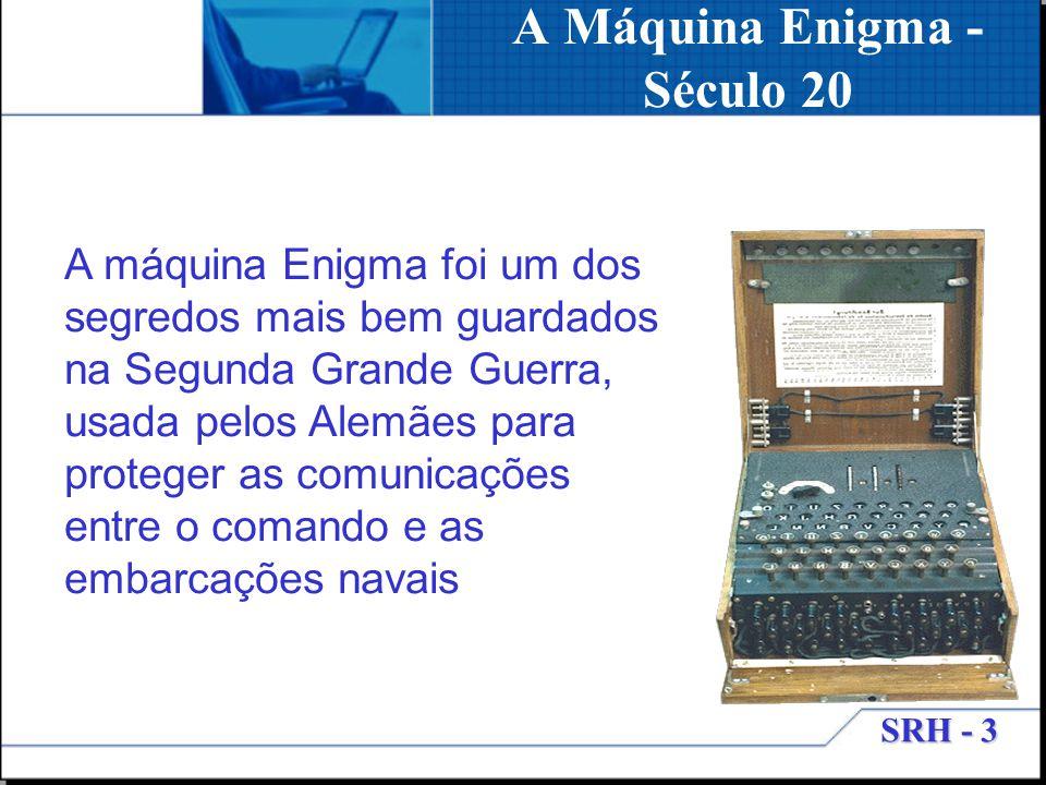 A Máquina Enigma - Século 20