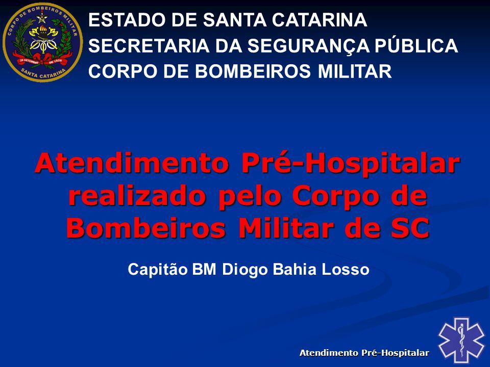 Capitão BM Diogo Bahia Losso