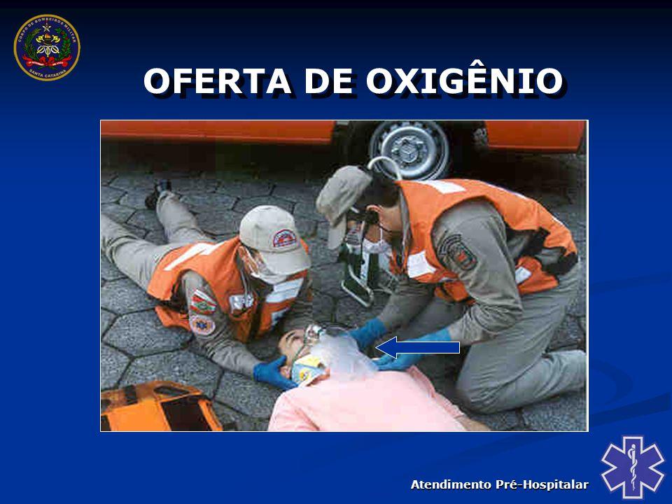 OFERTA DE OXIGÊNIO