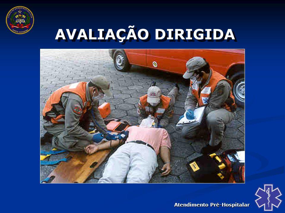 AVALIAÇÃO DIRIGIDA