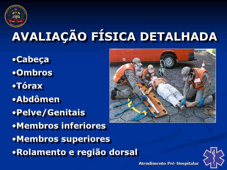 AVALIAÇÃO FÍSICA DETALHADA