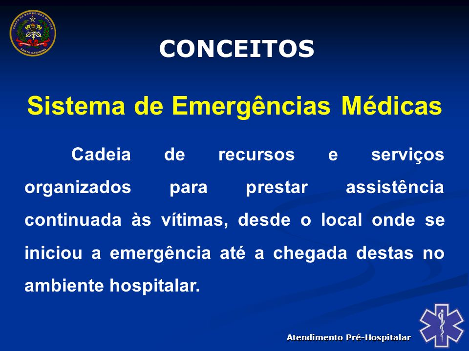 Sistema de Emergências Médicas