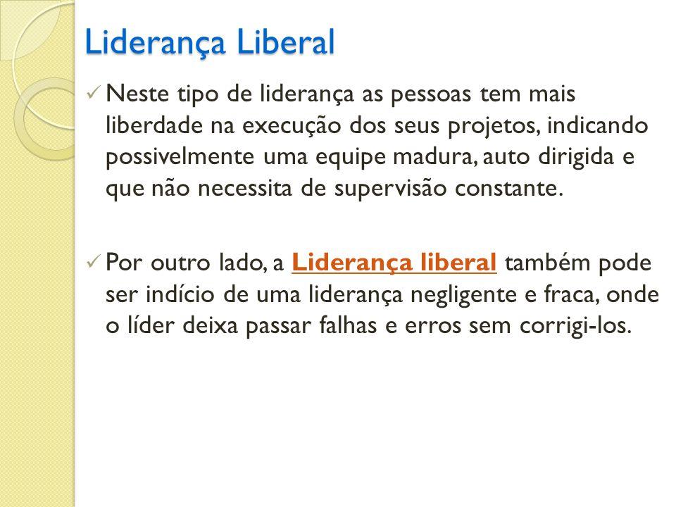 Liderança Liberal