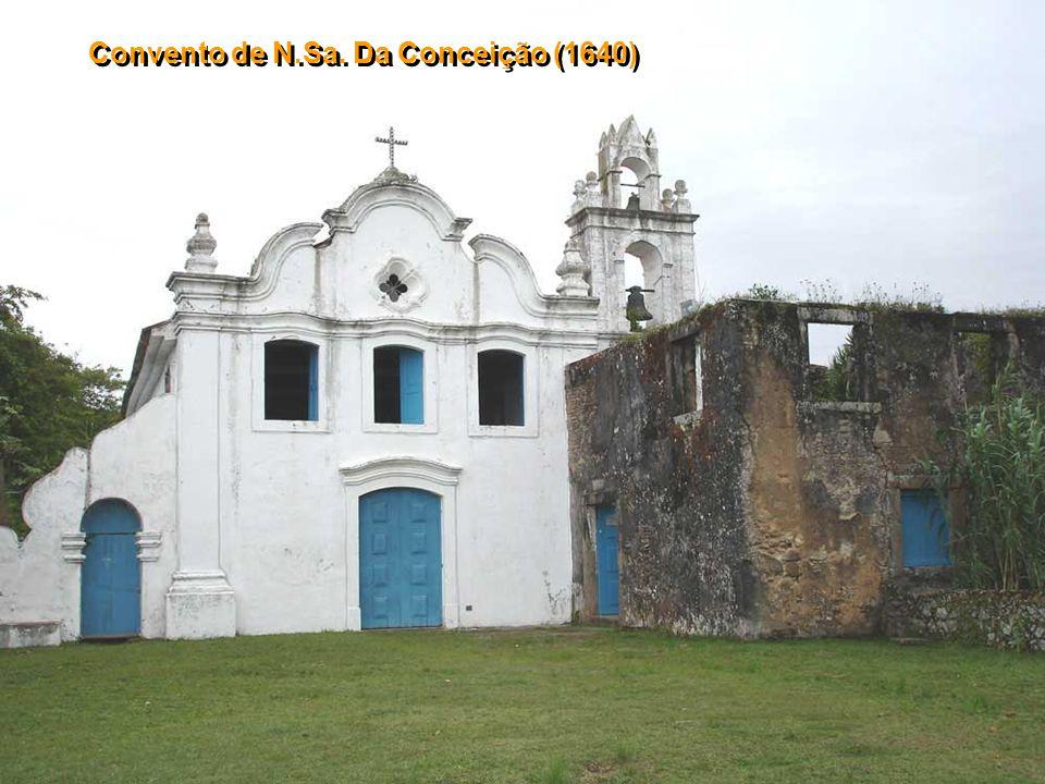 Convento de N.Sa. Da Conceição (1640)