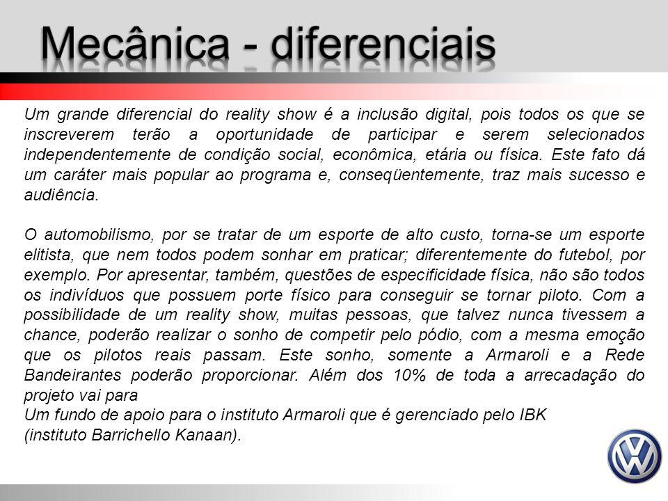 Mecânica - diferenciais