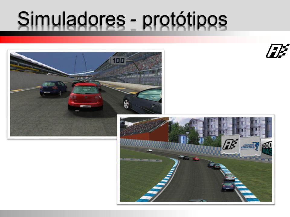 Simuladores - protótipos