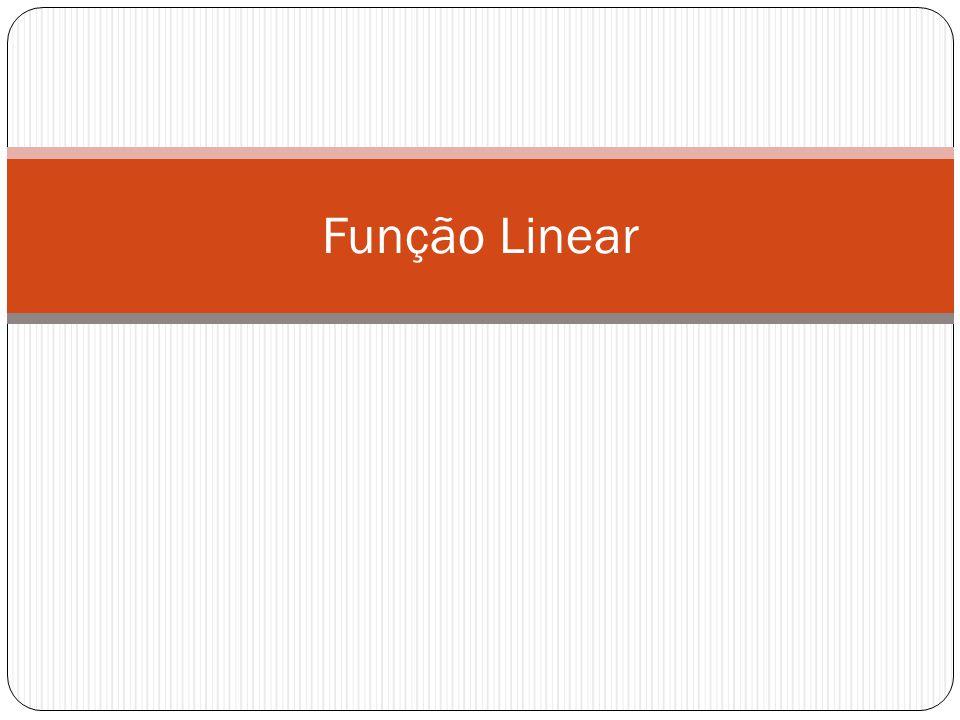 Função Linear