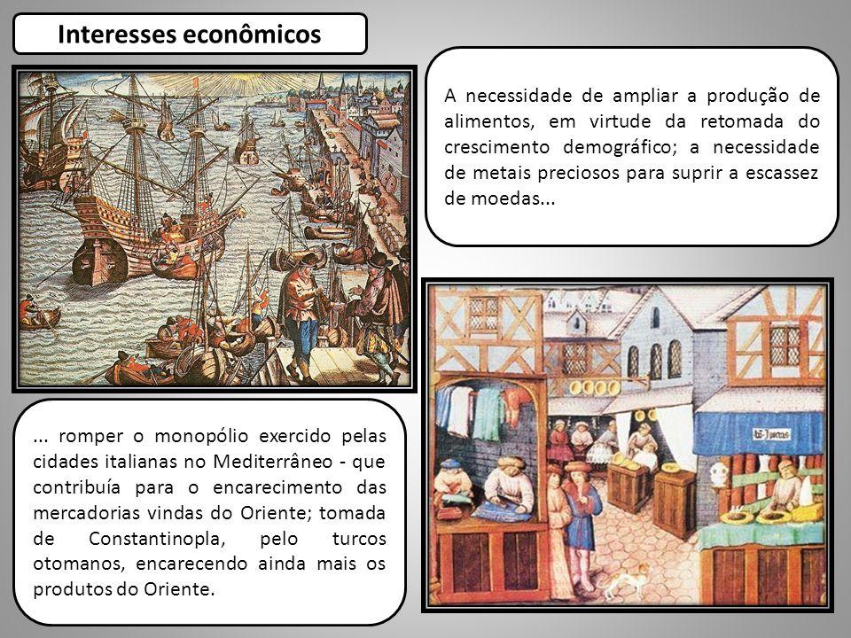Interesses econômicos