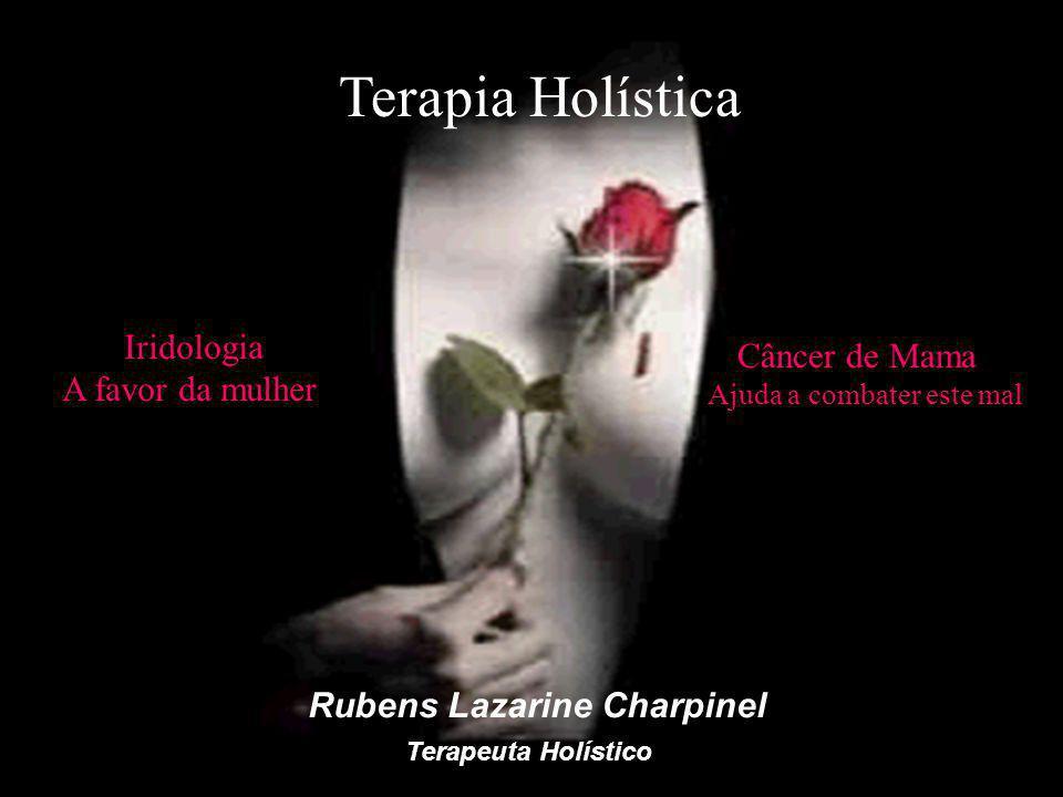 Rubens Lazarine Charpinel Terapeuta Holístico