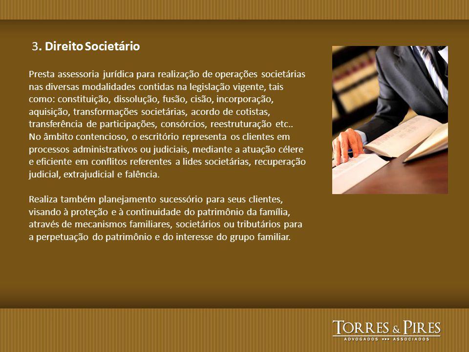 3. Direito Societário