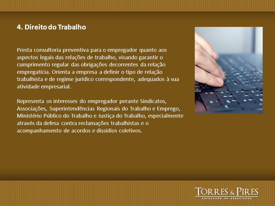 4. Direito do Trabalho