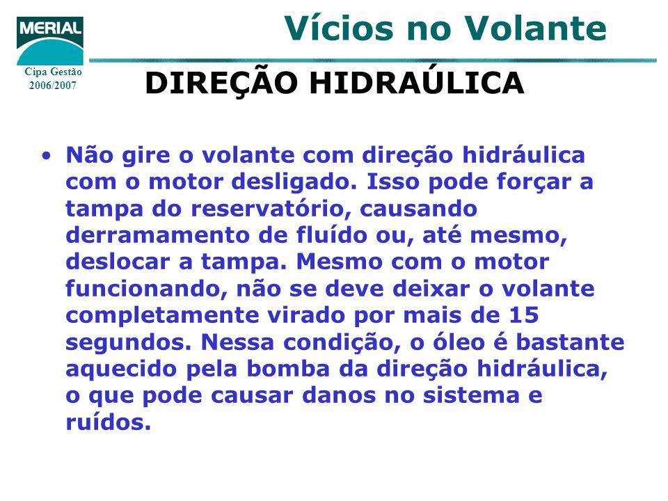 2 April, 2017 DIREÇÃO HIDRAÚLICA.