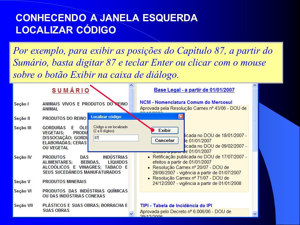 CONHECENDO A JANELA ESQUERDA LOCALIZAR CÓDIGO