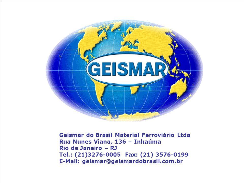 Geismar do Brasil Material Ferroviário Ltda