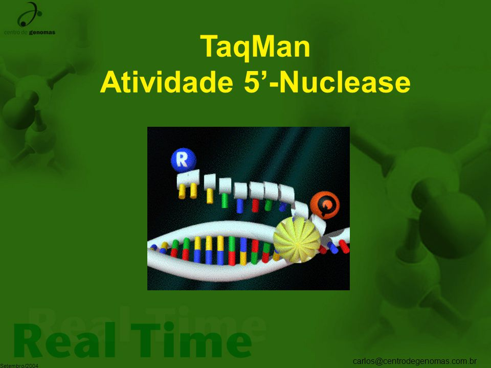 TaqMan Atividade 5'-Nuclease