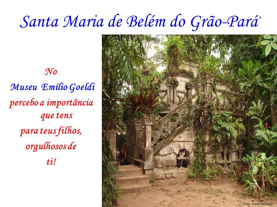 Santa Maria de Belém do Grão-Pará