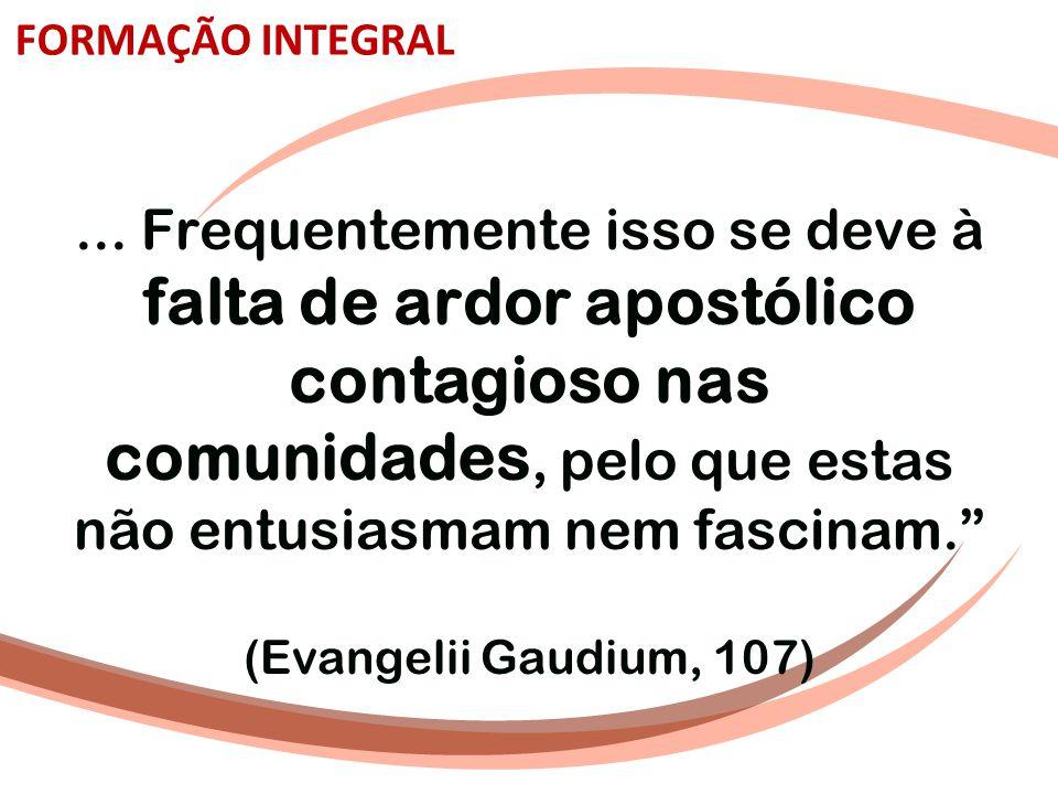 FORMAÇÃO INTEGRAL