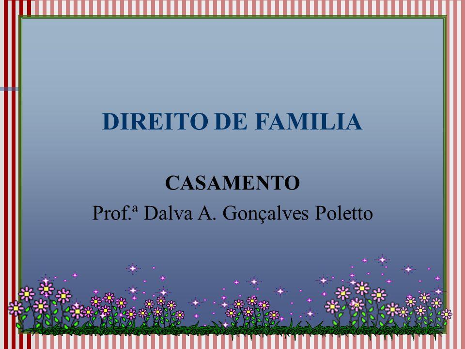 Prof.ª Dalva A. Gonçalves Poletto