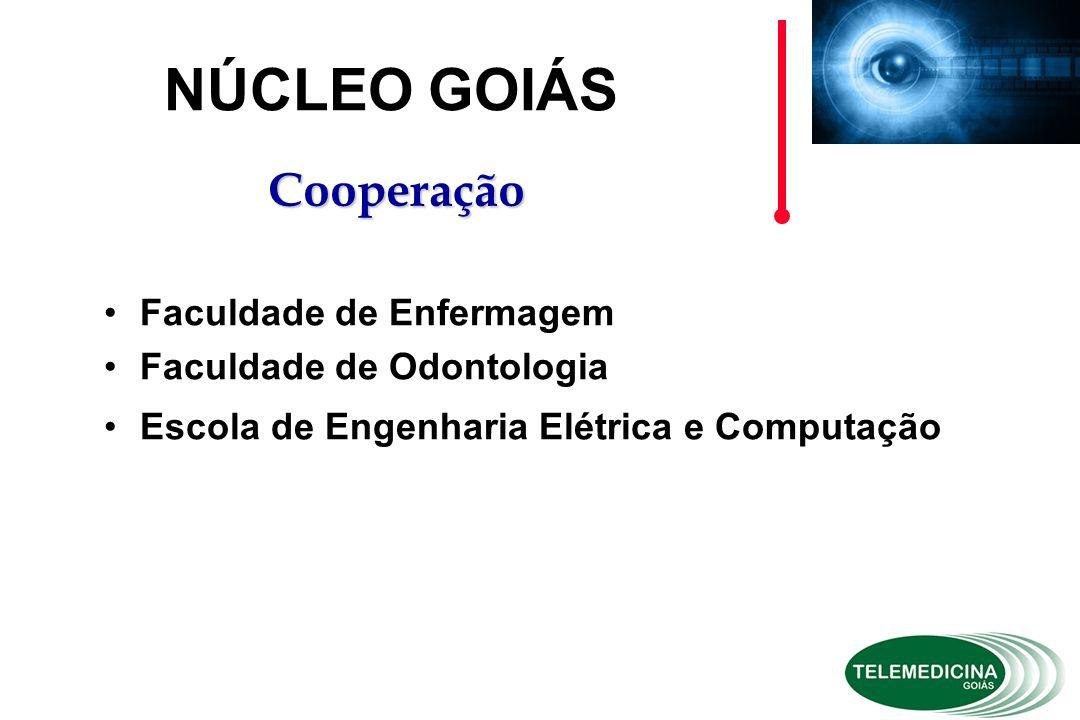 NÚCLEO GOIÁS Cooperação Faculdade de Enfermagem