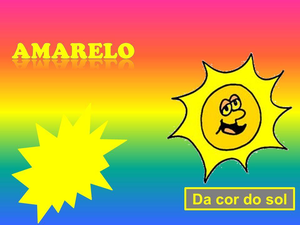 amarelo Da cor do sol