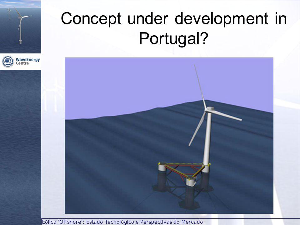 Concept under development in Portugal