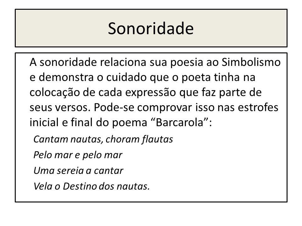 Sonoridade