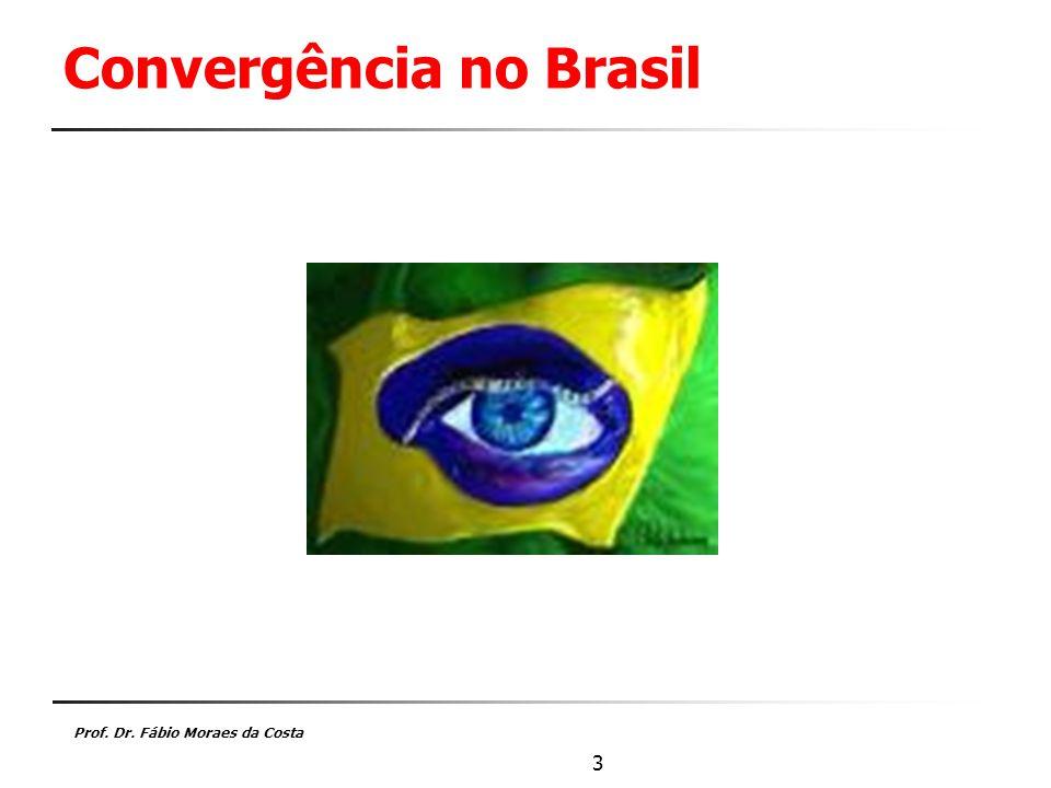 Convergência no Brasil