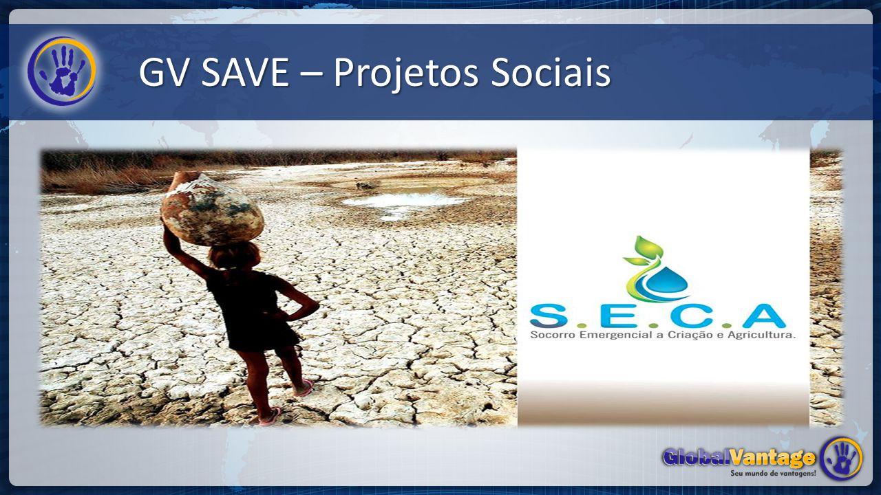 GV SAVE – Projetos Sociais