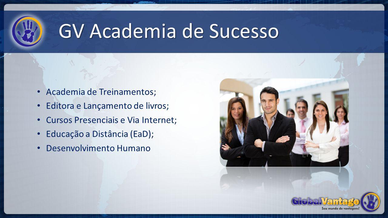 GV Academia de Sucesso Academia de Treinamentos;