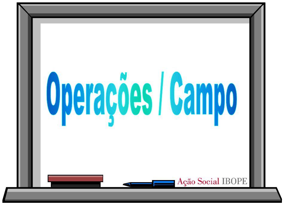 Operações / Campo