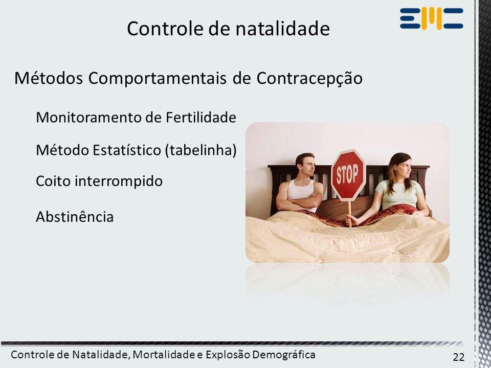 Controle de natalidade