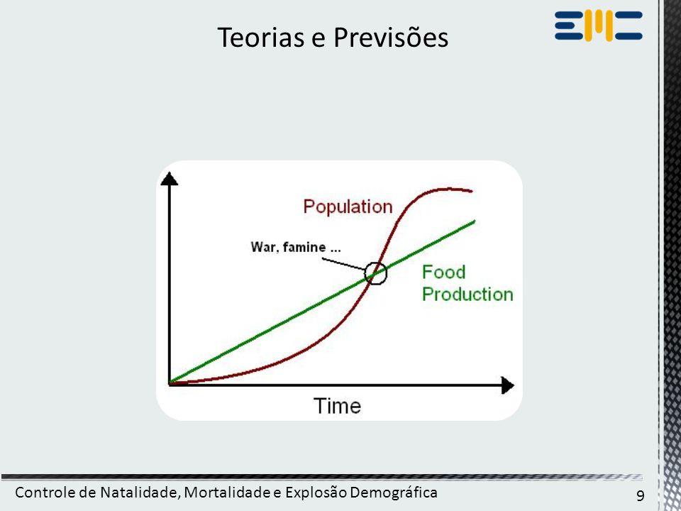 Teorias e Previsões