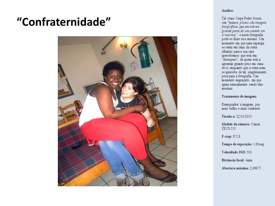 Confraternidade Análise: