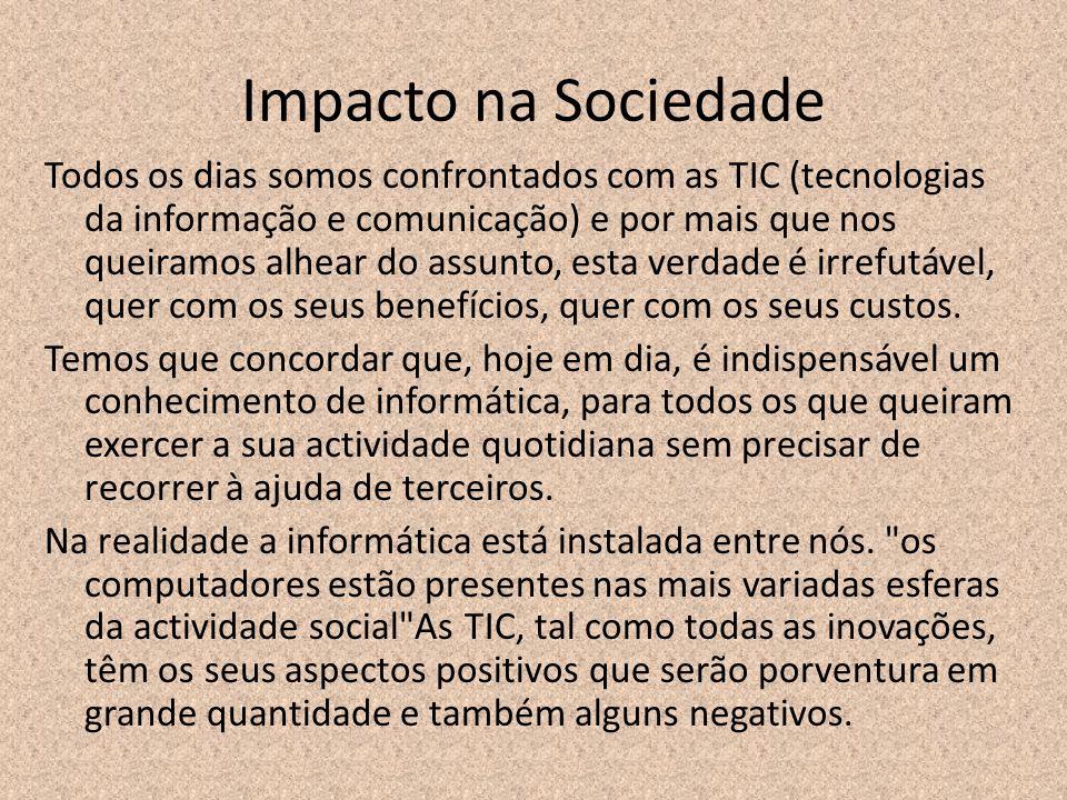 Impacto na Sociedade