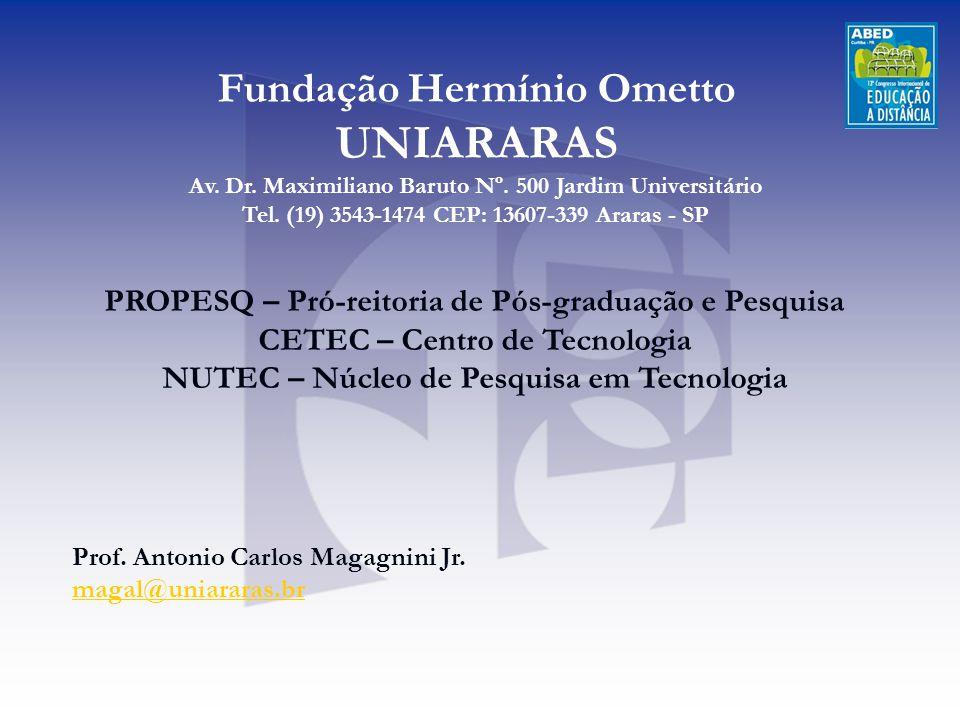 UNIARARAS Fundação Hermínio Ometto