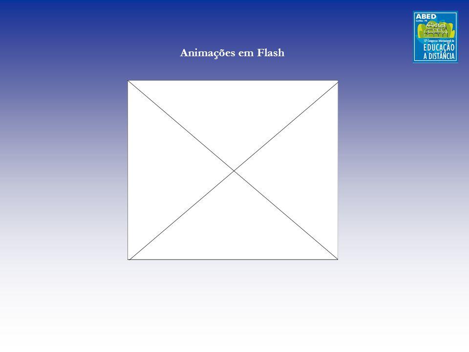 Animações em Flash