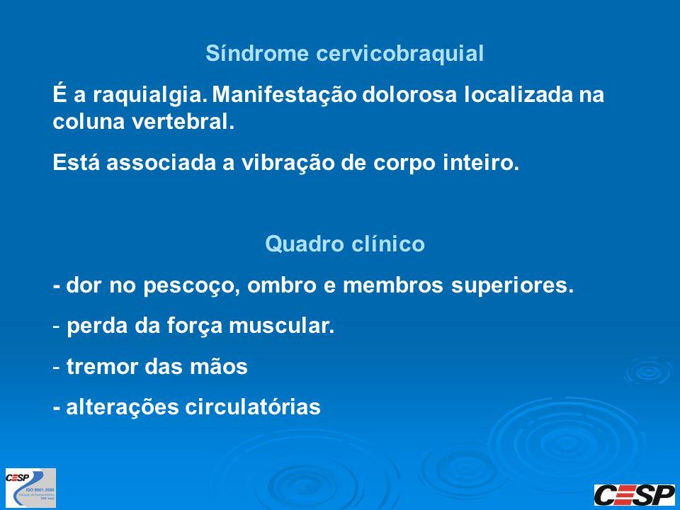 Síndrome cervicobraquial