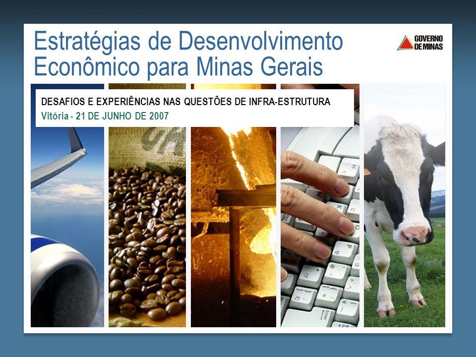 Estratégias de Desenvolvimento Econômico para Minas Gerais