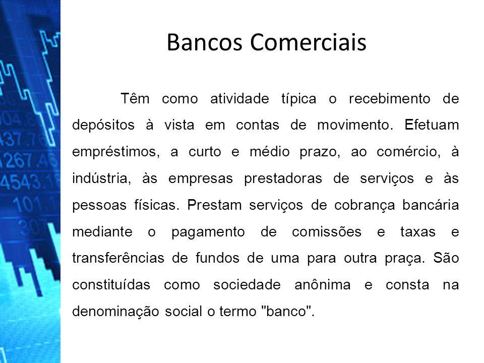 Bancos Comerciais