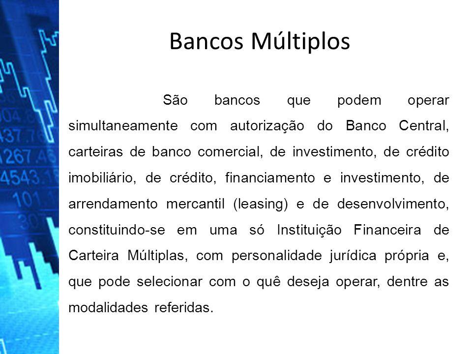 Bancos Múltiplos
