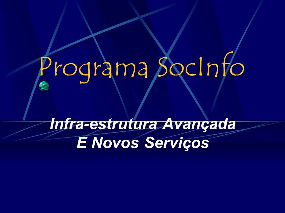 Infra-estrutura Avançada E Novos Serviços