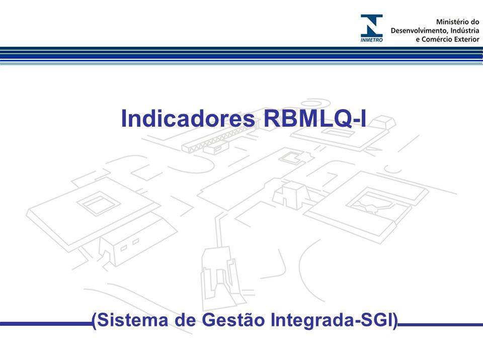Indicadores RBMLQ-I (Sistema de Gestão Integrada-SGI) 15