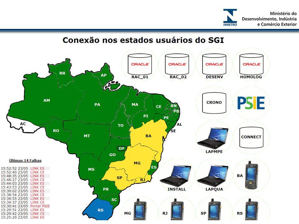 Indicadores RBMLQ-I (Sistema de Gestão Integrada-SGI) 16