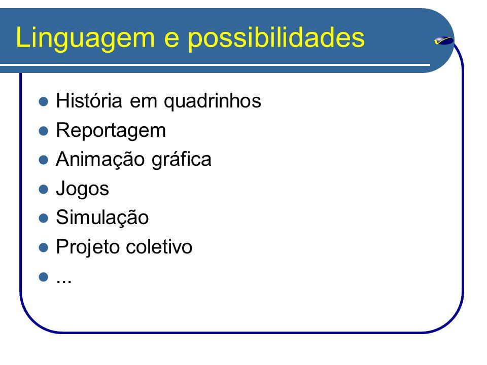 Linguagem e possibilidades