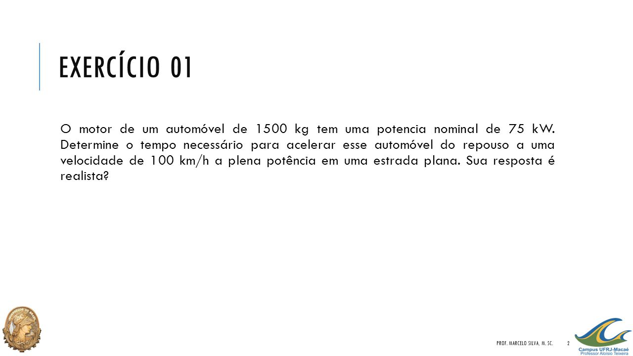 Exercício 01