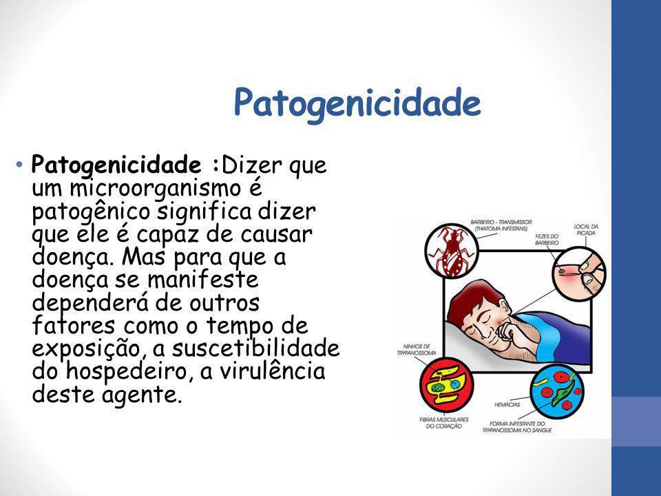 Patogenicidade