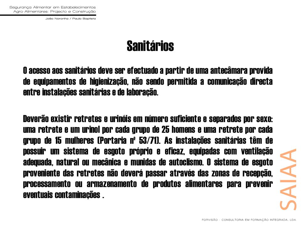 Sanitários