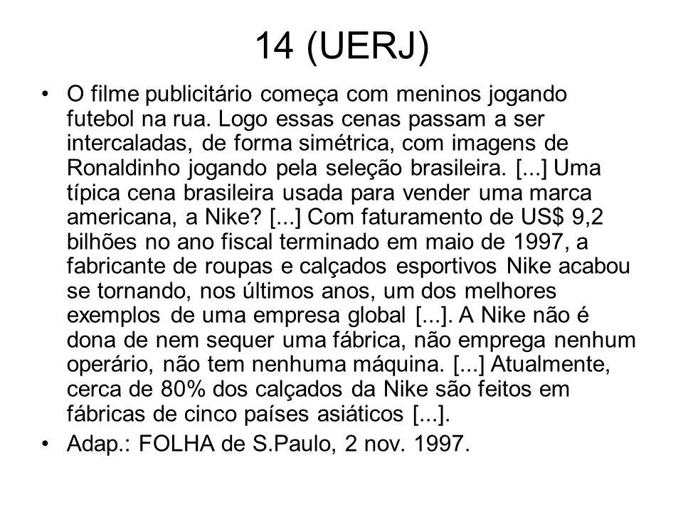 14 (UERJ)