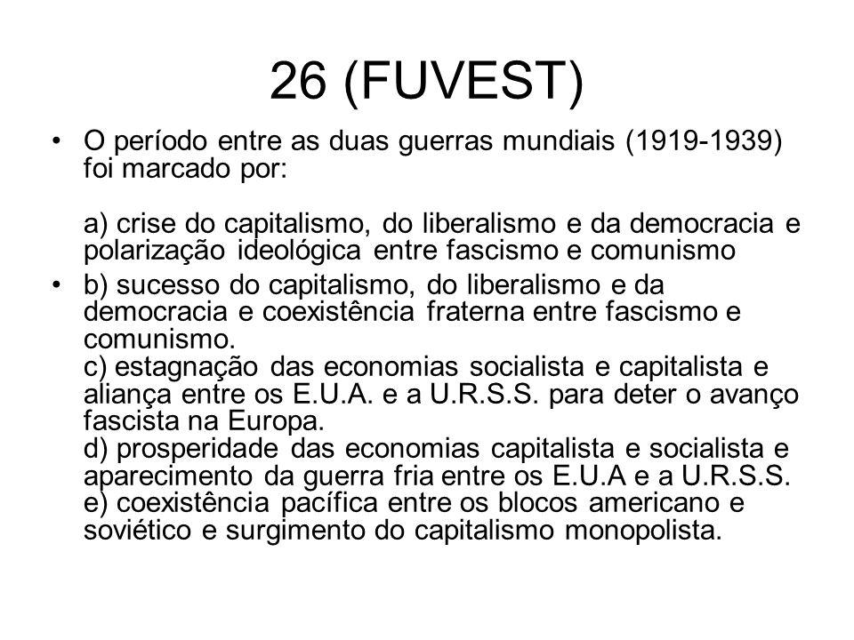 26 (FUVEST)
