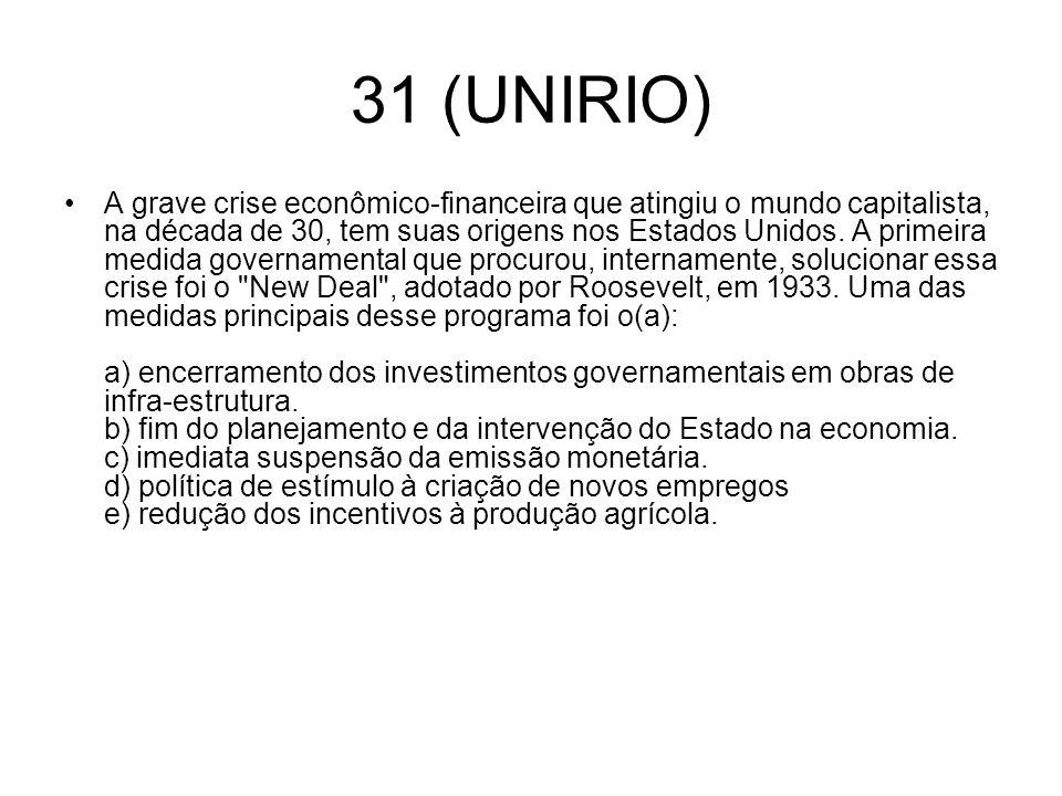 31 (UNIRIO)